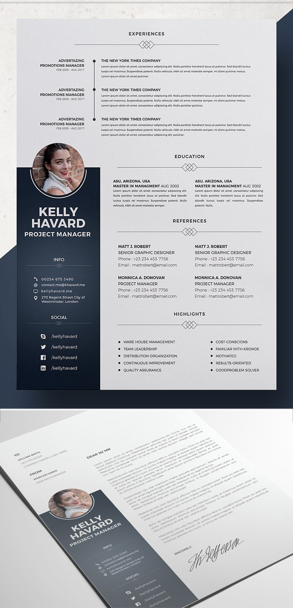sample resume temlates